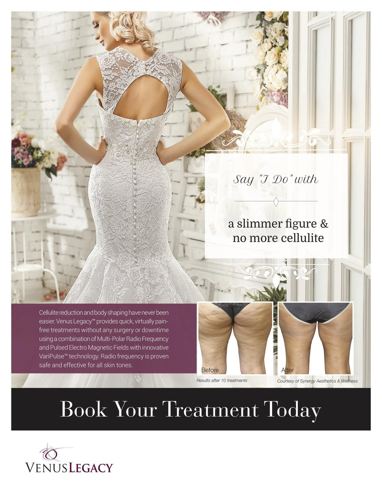 Cellulite Reduction Treatments. Gain Confidence