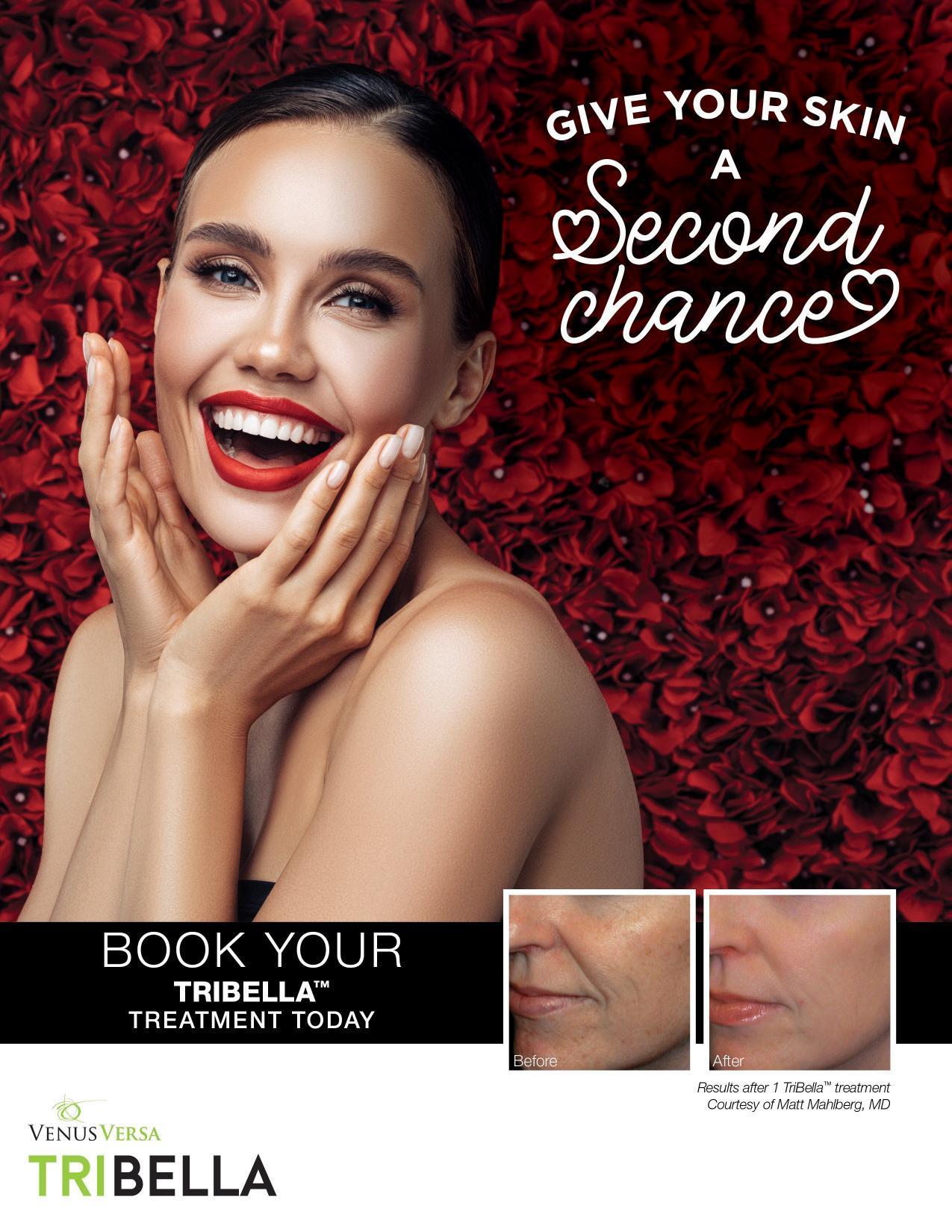 Diamond Polar Facials. The Tribella Facial Treatment