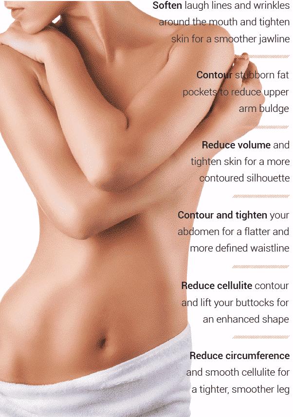 InSkin Laser & Body Venus Concepts Beautiful Skin Laser Aesthetic Med Spa